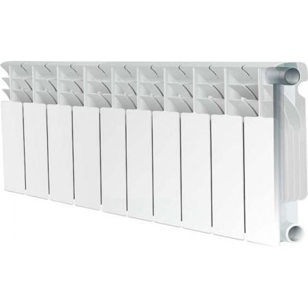 Радиатор биметаллический WDR, межосевое расстояние 200 мм., 10 секций