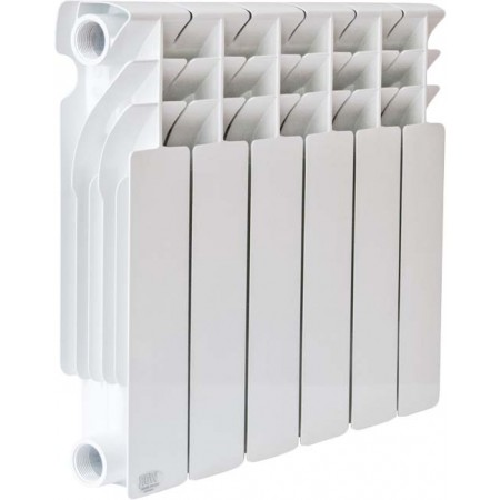Радиатор биметаллический STI, межосевое расстояние 500 мм., 8 секций